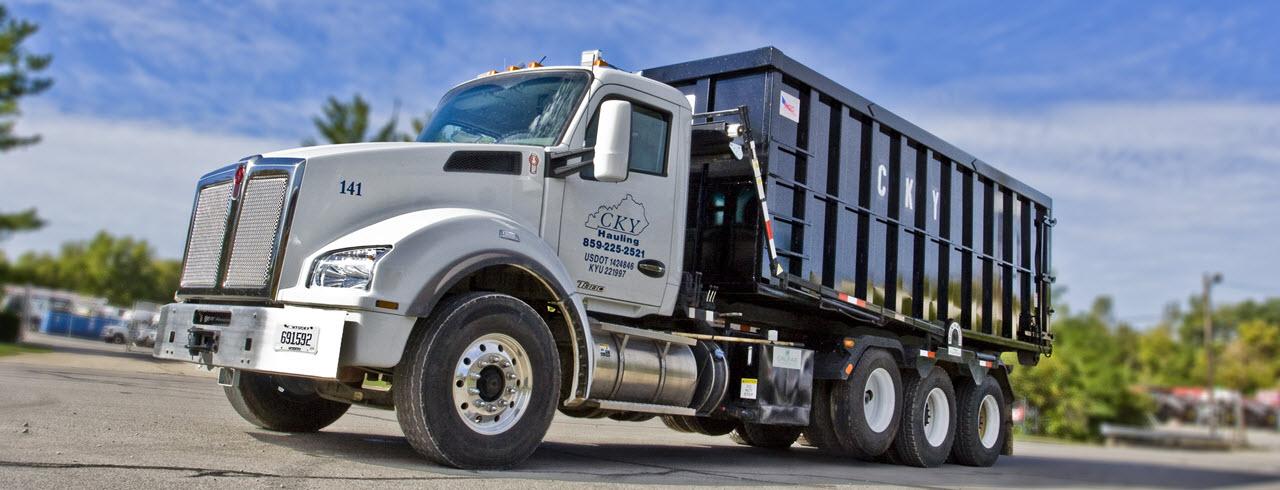 CKY Hauling Truck