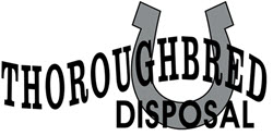 Thoroughbred Disposal Logo