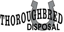 Thoroughbred Disposal Logo
